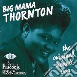 The original hound dog cd musicale di Big mama thornton