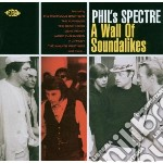 A wall of soundalikes cd musicale di Spectre Phil's