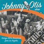Vintage 1950's broadcast cd musicale di Johnny otis show
