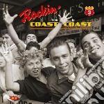 Rockin'from Coast To Coast cd musicale di Artisti Vari