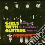 Girls with guitars cd musicale di All girl bands