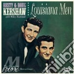 Louisiana men cd musicale di Rusty & doug kershaw