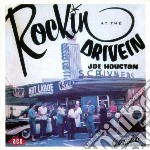 Rockin' at the drive-in cd musicale di Houston Joe