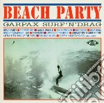 Beach party garpax surf cd musicale di Artisti Vari