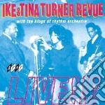 Revue live! cd musicale di Ike & tina Turner
