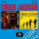 Chuck Jackson - Encore / Mr. Everything cd musicale di Jackson Chuck
