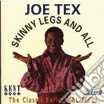 Slinny legs and all - tex joe cd musicale di Joe Tex