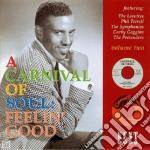 A carnival of soul vol.2 - cd musicale di Artisti Vari