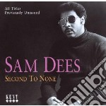 Second to none - cd musicale di Sam Dees