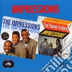 The never ending/same - impressions cd musicale di The Impressions