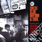 Chess club rhythm & soul - cd musicale di Etta james/jamo thomas & o.