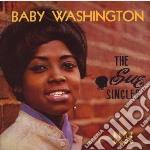 The sue singles - cd musicale di Washington Baby