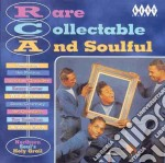 Rare collectable & soulfu - cd musicale di Metros/l.chandler & o.
