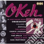 A northern soul obses.v.2 - cd musicale di C.jackson/tan geers/opals & o.