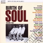 Birth of soul vol.2 - cd musicale di Drifters/s.burke/m.brown & o.