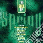 The soul of spring - cd musicale di J.verdell/g.green/m.jackson &