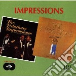 Fabulous/we're a winner - impressions cd musicale di Impressions