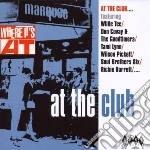 At the club - cd musicale di B.e.king/d.covay/k.curtis & o.