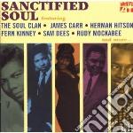 Sanctified story - cd musicale di Artisti Vari