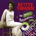 The money recordings - cd musicale di Swann Bettye