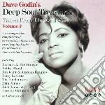 Dave godin's deep soul treasures 3 cd musicale di Artisti Vari