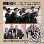 Impressions & c. mayfield cd musicale di 24 groups isnpired b