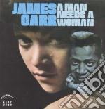 (LP VINILE) Man needs a woman lp vinile di James Carr