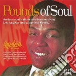 Pounds of soul cd musicale di Tw T.youngblood/sims