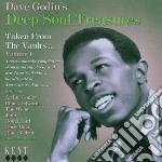 Deep soul treasures cd musicale di Godin Dave
