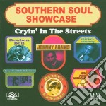 Cryin'in the streets cd musicale di Southern soul showca