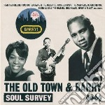 Soul survey cd musicale di The old town & barry