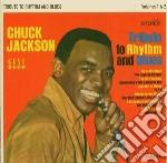 Tribute to rhythm & blues cd musicale di Jackson Chuck