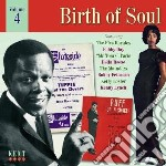 Volume 4 cd musicale di Birth of soul
