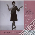 Nella Dodds - This Is A Girl's Life cd musicale di DODDS, NELLA