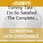 I'M SO SATISFIED - THE COMPLETE KO KO RE cd musicale di TATE TOMMY