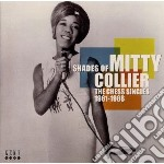 Shades of mitty collier cd musicale di Mitty Collier