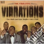 Vibrations - Vibrating Vibrations cd musicale di Vibrations