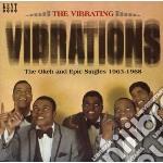 Vibrations - Vibrating Vibrations cd musicale di Vibrations