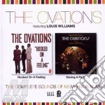 Ovations - Hooked On A Feeling / Having A Party cd musicale di OVATIONS THE