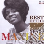 BEST OF THE WAND YEARS                    cd musicale di BROWN MAXINE