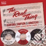 Real Thing - The Songs Of Ashford And Simpson cd musicale di V.a. the real thing