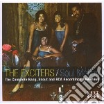 Soul motion (1966-1969) cd musicale di Exciters The
