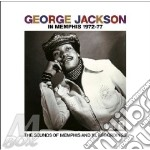 IN MEMPHIS                                cd musicale di JACKSON GEORGE