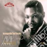 INCOMPARABLE SOUL VOCAL.                  cd musicale di Lou Johnson