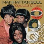 Scepter, wand & musicor cd musicale di Soul Manhattan