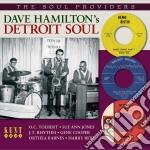 Detroit soul cd musicale di V.a. dave hamilton's