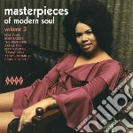 Masterpieces Of Modern Soul Volume 3 cd musicale di V.a. maserpieces mod