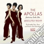 Apollas - Absolutely Right! The Complete Tiger, Lo cd musicale di The apollas feat. le