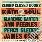 Behind Closed Doors - Where Country Meet cd musicale di Aa/vv - behind close