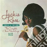 Jerk & twine - the complete chess record cd musicale di Ross Jackie